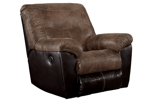 65202 Follett Coffee Recliner