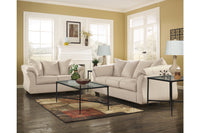 75000 Darcy Stone Sofa & Loveseat
