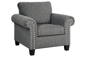 78701 Agleno Charcoal Chair