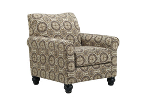 800XX Breville Accents Burlap Chair