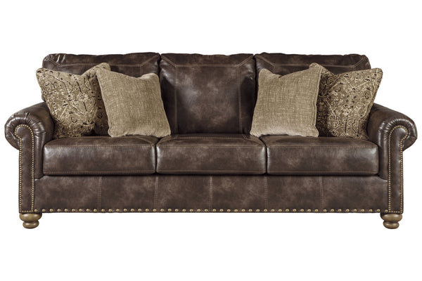 80505 Nicorvo Coffee Sofa & Loveseat