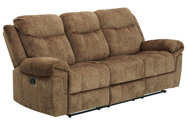 82304 Huddle-Up Nutmeg Reclining Living Room Set