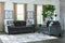 83905 Abinger Smoke Sofa & Loveseat