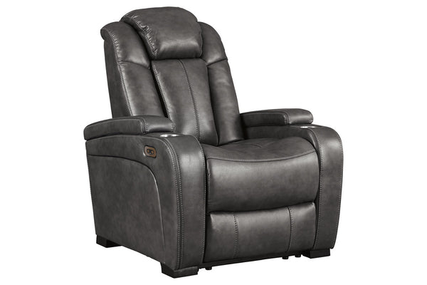 85001 Turbulance Quarry Power Recliner