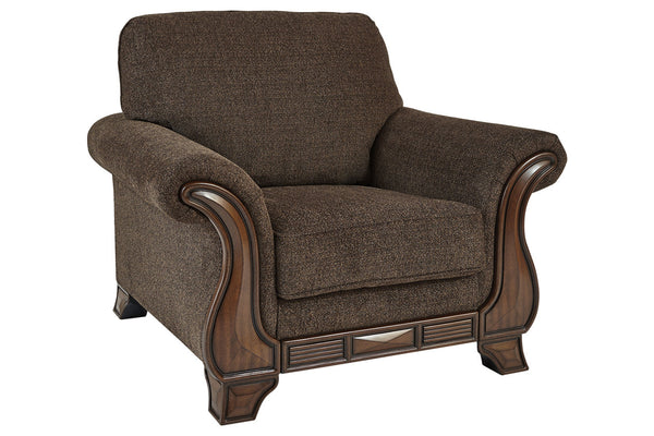 85506 Miltonwood Teak Chair