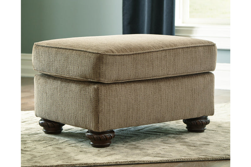 85905 Briaroaks Mocha Ottoman | 8590514 | by Ashley | Nova Furniture