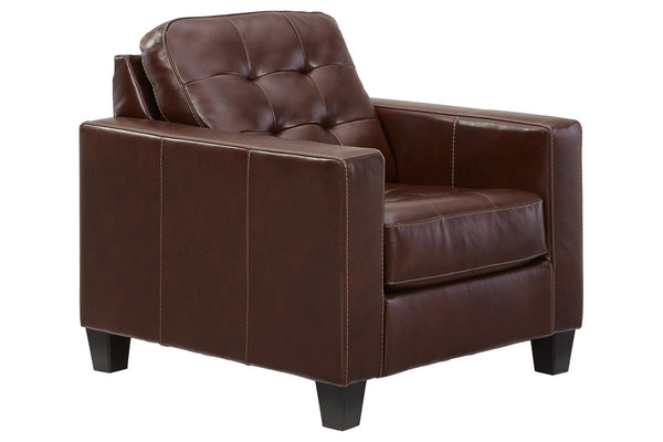 87504 Altonbury Walnut Chair