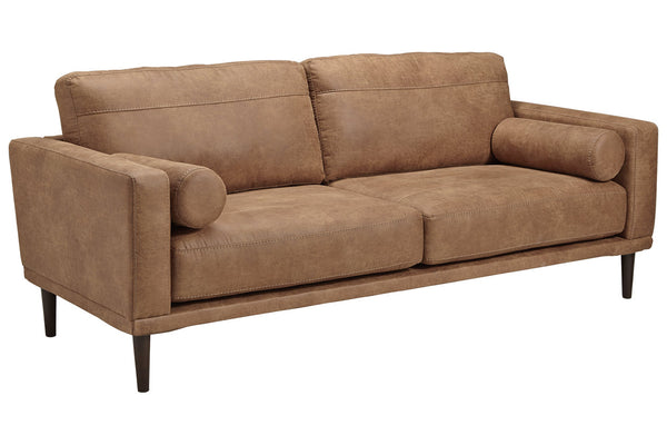 89401 Arroyo Caramel Sofa & Loveseat