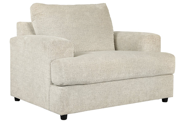 95104 Soletren Stone Oversized Chair
