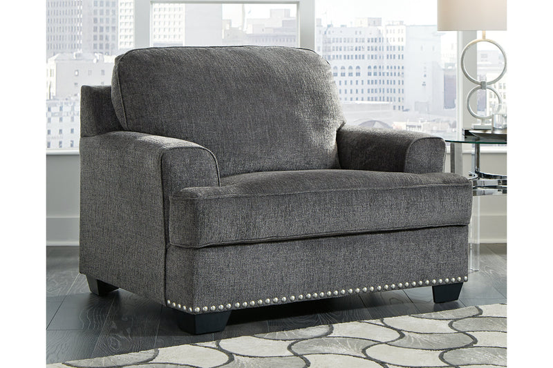 95904 Locklin Carbon Oversized Chair