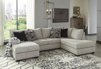 96006 Megginson Storm 2-Piece RAF Chaise Sectional