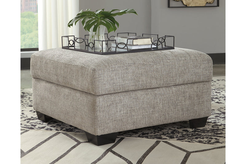 96006 Megginson Storm Ottoman With Storage