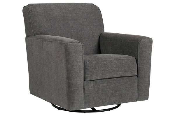 98310 Alcona Charcoal Accent Chair
