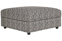 98707 Kellway Bisque Ottoman With Storage