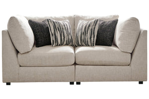 98707 Kellway Bisque 2-Piece Sectional