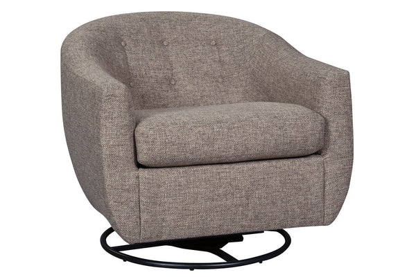 A3000003 Upshur Taupe Accent Chair