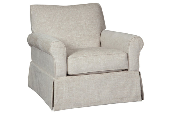 A3000006 Searcy Quartz Accent Chair