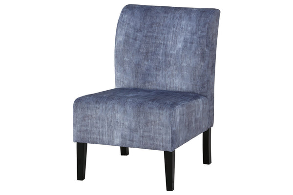 A3000069 Triptis Denim Accent Chair