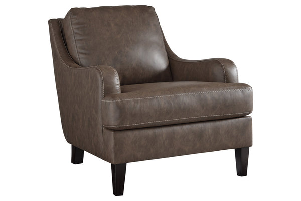 A3000125 Tirolo Walnut Accent Chair