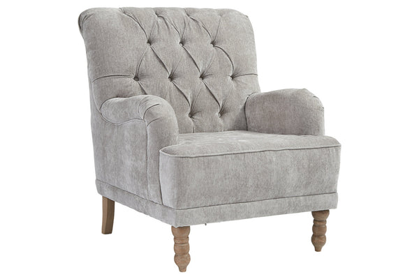 A3000200 Dinara Dove Gray Accent Chair