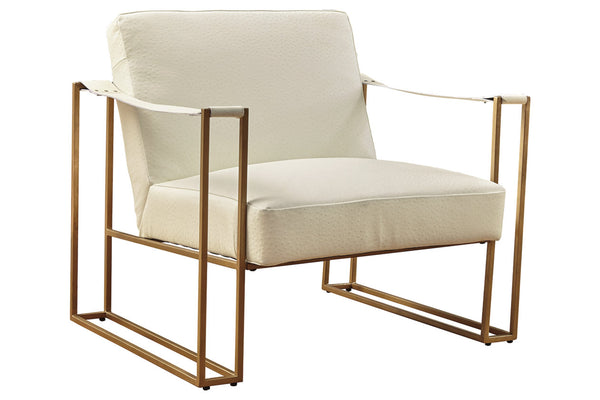 A3000213 Kleemore Cream Accent Chair
