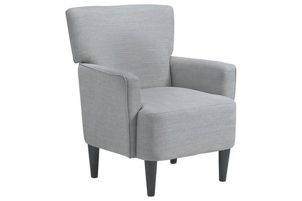 A3000231 Hansridge Light Gray Accent Chair