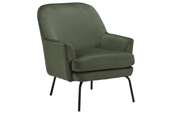 A3000235 Dericka Moss Accent Chair
