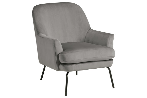 A3000236 Dericka Steel Accent Chair