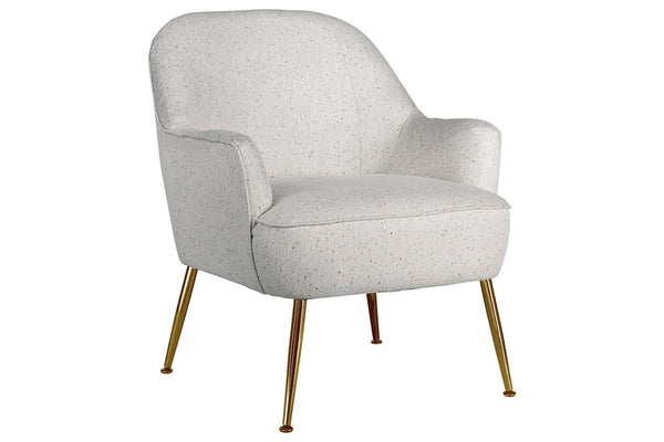 A3000239 Genessee Beige Accent Chair