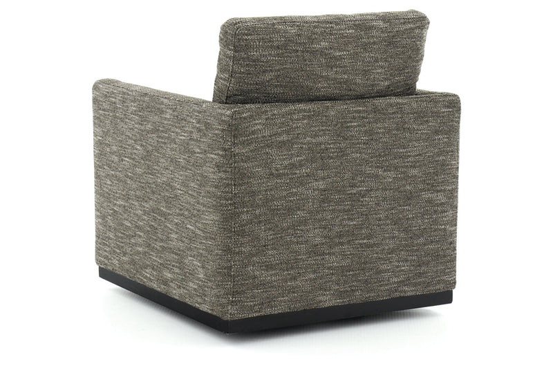 A3000250 Grona Earth Swivel Accent Chair