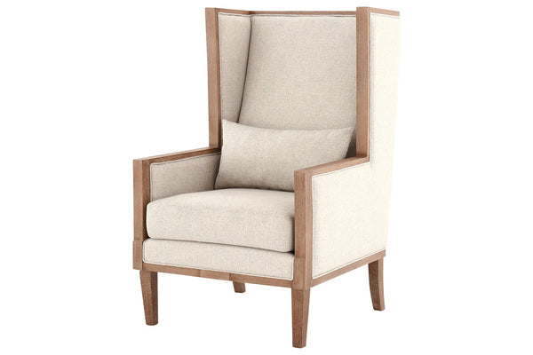 A3000255 Avila Linen Accent Chair