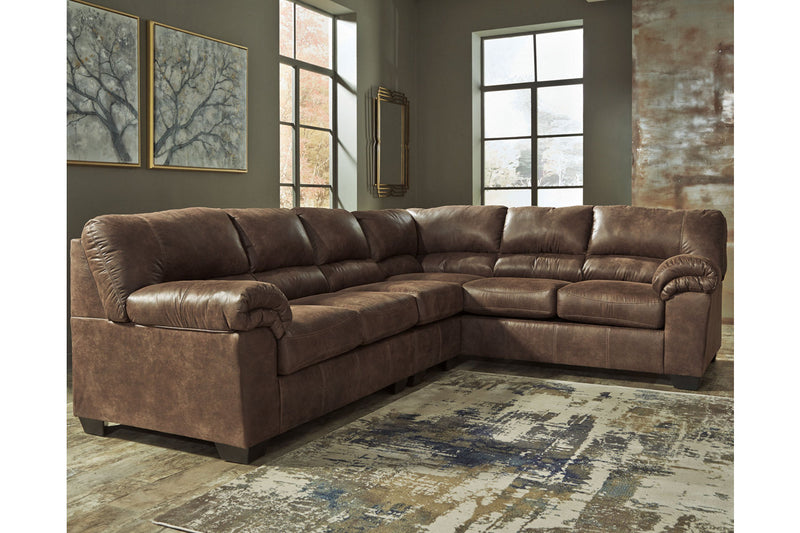 12000 Bladen Coffee 3-Piece Sectional | 12000S1 | by Ashley | Nova Furniture
