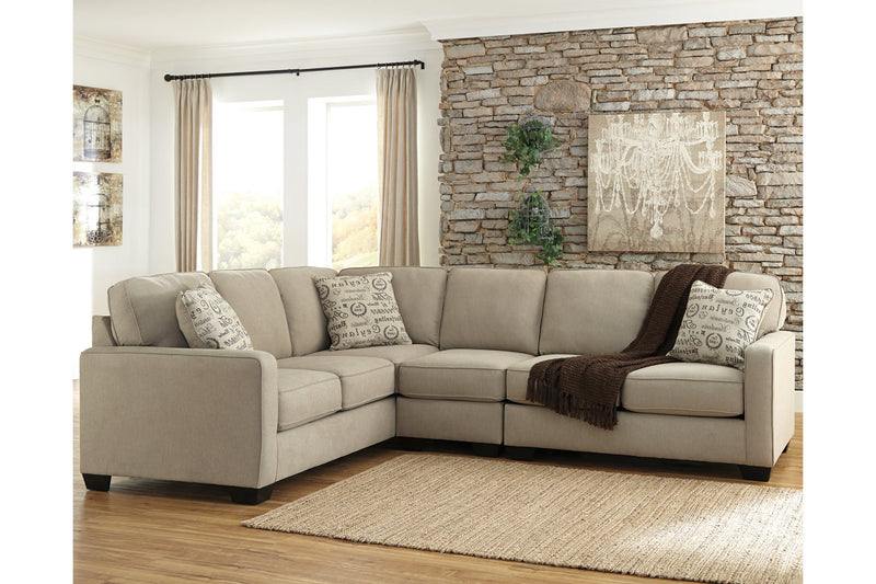 16600 Alenya Quartz 3-Piece Sectional | 16600S4 | by Ashley | Nova Furniture