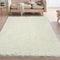 FFR1002-5X7 - Flokati Sheepskin Solid White Area Rug