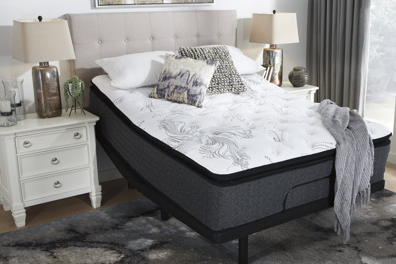 "Manhattan Design Firm Pillow Top 15"" King Mattress - Luna Furniture"
