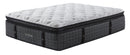 "Loft and Madison Ultra Plush Pillow Top 17"" Queen Mattress - Luna Furniture"