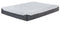 "Chime Elite 10"" Memory Foam Plush Queen Mattress - Luna Furniture"