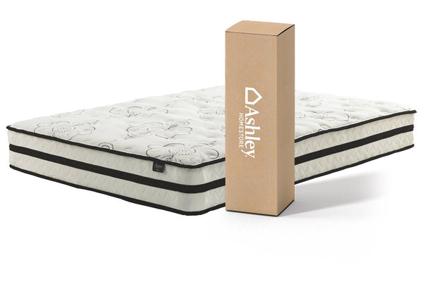 "Chime 10"" Hybrid Medium Twin Mattress - Luna Furniture"