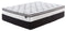 "Chime 10"" Pillow Top Firm King Mattress - Luna Furniture"