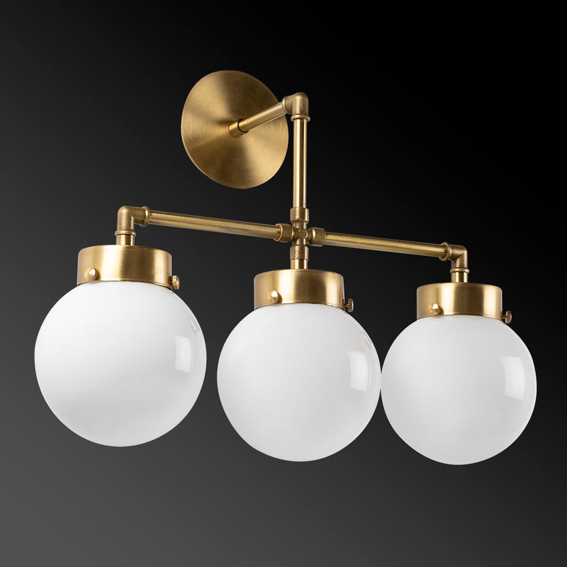 Vero W266 3-Light Vanity Light