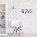 W01 - Love Metal Wall Decor
