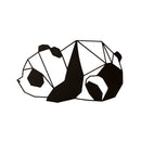 W24 - Panda Metal Wall Decor