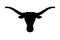 W265 - Texas Longhorn Metal Wall Decor