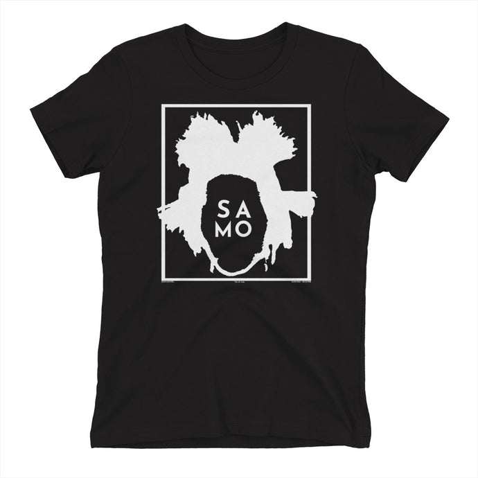 Women's Black Boyfriend Tee