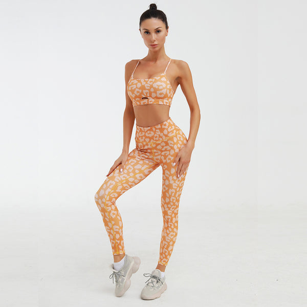 3D Print Women Yoga Sets Sport