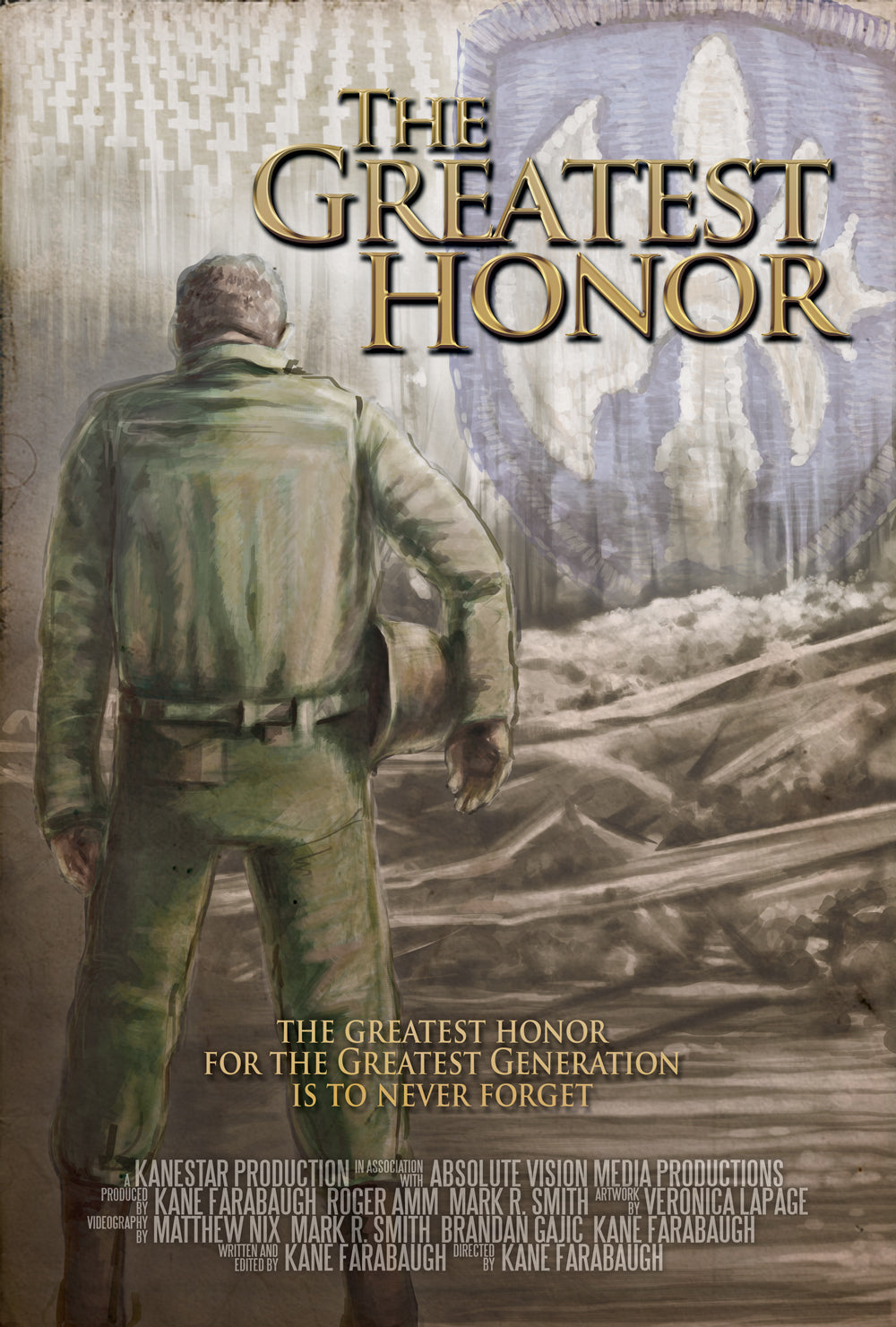 The Greatest Honor DVD