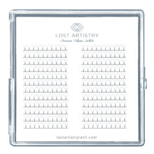 Load image into Gallery viewer, 5D Pre Made Eyelash Extension Large Tray