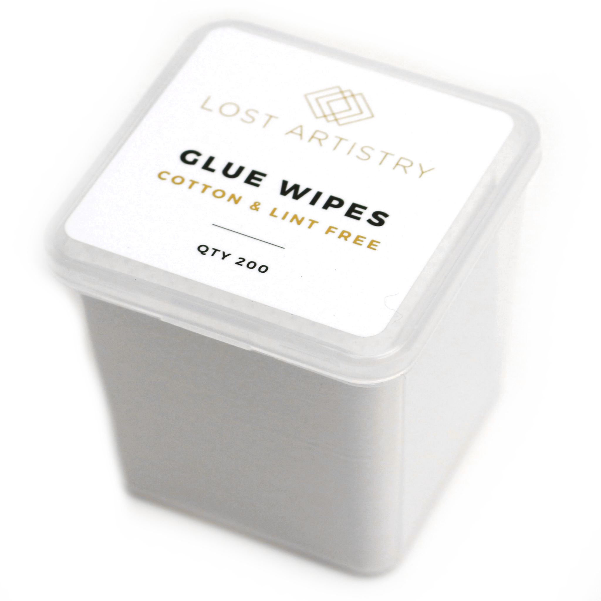 Glue Wipes