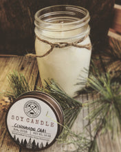 Load image into Gallery viewer, Soy Candle Cinnamon Chai