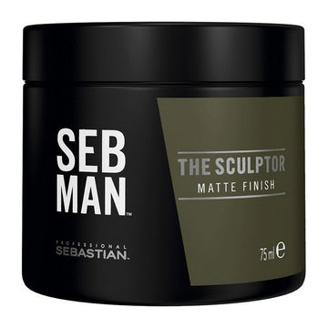 Cire modelante Sebman The Sculptor Matte Finish Sebastian (75 ml)